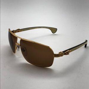 4b76f9633e8 Chrome Hearts Accessories - ⭐  Chrome Hearts Moorehead  Aviator Sunglasses